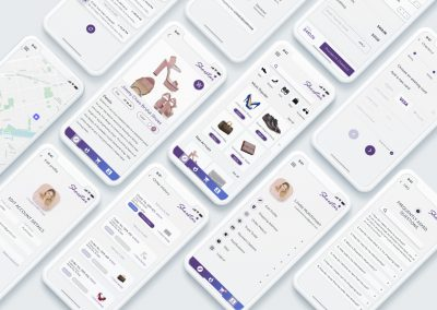 ShoeStar – UI App Design