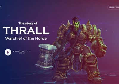 World of Warcraft – Thrall